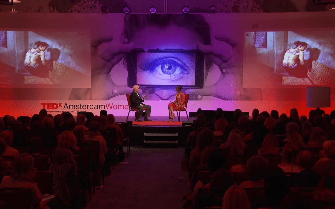 Steve McCurry TEDx Talk