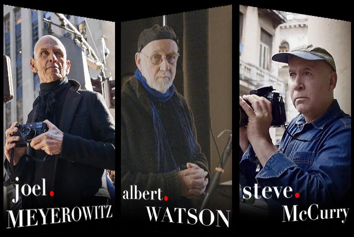 Albert Watson Interview The Rolling Stones